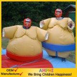 Procès gonflables de sumo de promotion de ventes OEM