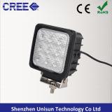 Lâmpadas novas do trabalho da máquina do diodo emissor de luz do CREE de 4inch 27W 9X3w