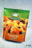 Stand-up frais Sac Fruit d'emballage avec fermeture éclair