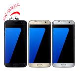 Or noir argenté bleu déverrouillé par Verizon du téléphone mobile 32GB 64GB de bord de S7/S7