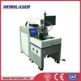 La soldadora de ultramar de laser del acero inoxidable de la exposición 200W 400W se aplicó en caldera del agua