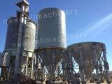 скрепленное болтами 1800t силосохранилище переноса цемента
