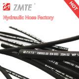 Boyau flexible en caoutchouc hydraulique 2sn de Zmte