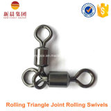 Rolling Triangle Joint Rolling Swivel