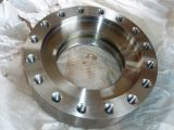 Fachmann Soem Customized Forging Flange mit CNC Machining