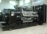 50Hz 2000kVA Dieselgenerator-Set angeschalten von Perkins Engine