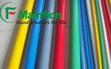 Bande rouge de barre de teflon de la couleur PTFE Rods de noir de jaune de vert bleu