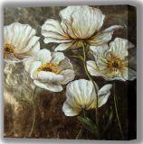 Pintura al óleo floral decorativa de la pintura (26)