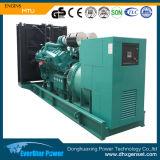 Gerador Diesel de Genset do motor elétrico do MTU da potência de 250kw 313kVA (6R1600G20F)