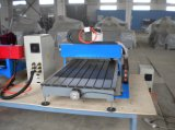 CNC que hace publicidad de la máquina del CNC del anuncio del ranurador Tzjd-6090b
