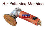 Machine de polonais d'air