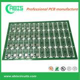 Máscara de solda diferente Cor PCB multicapa (48 up / array)