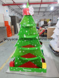 De Fabrikant van de Vertoning van het Karton van China, de Vertoning van het Karton van de Kerstboom, de Tribune van de Vertoning van Giften, Fsdu