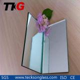 glace argentée de miroir de 4mm avec la qualité