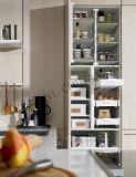 Mobilia moderna dell'armadio da cucina del laminato di disegno dell'armadio da cucina