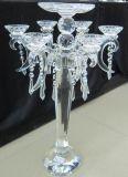 De Houder van de Kaars van het kristal met Zeven Affiches…