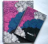 Cuaderno del espiral de la escuela A4/A5