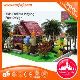 Equipamento interno fornecido OEM das crianças para o entretenimento