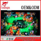 Máquina de juego experta de los pescados del multiplicador del dragón del trueno/del cazador de la pesca
