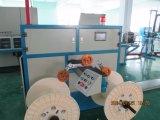 シンプレックス芯光ファイバケーブルの押出製造機