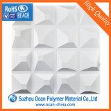 strato rigido del PVC di bianco lucido di 600*600mm per la formazione di vuoto