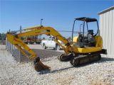 Track de borracha para Mini Excavator