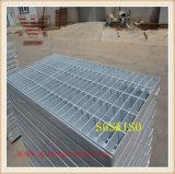 문 Mat Grating 또는 Customized Steel Grating