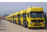 Sinotruk HOWO 336HP 6*4 트랙터 Truck& 원동기