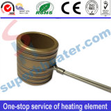 Tuyau de chauffage électrique en cuivre