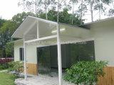 Casa prefabricada moderna de lujo y casa móvil modular
