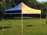 2016 [هي برسسون] خارجيّ حزب خيمة مع أرضية يطوي خيمة لأنّ حادث