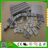 Peças de mica para componentes eletrônicos