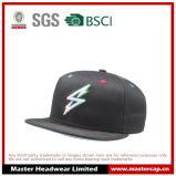 chapéu do Snapback do bordado 3D para adultos