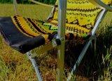 贅沢な折る浜のアルミニウム椅子の屋外の屋内携帯用椅子のFoldableキャンプチェアーの家具