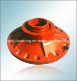 Duktiles Iron Casting für Machinery Parts, Resin Sand Casting