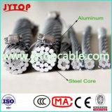 Condutor de alumínio do condutor de ACSR para a linha de transmissão de Overhtead