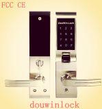 Bloqueo de puerta de la huella digital de Digitaces de la seguridad