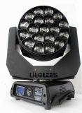Lumière mobile mobile d'étape du zoom DEL de la tête 19X15W du B-Oeil K10 de kaléidoscope