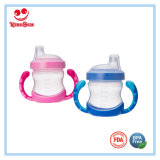 180ml Skidproof Plastikbecher mit Silikon Soother