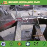 Двойная закрутка гальванизировала колючую проволоку сделанную в Китае