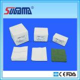Esponjas médicas de la gasa del algodón (disponibles estéril y no estériles)