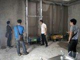 Plâtrage automatique de machine de plâtre de mélangeur concret de construction
