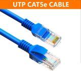 구리/CCA/CCS에 있는 근거리 통신망 케이블 UTP/FTP/SFTP Cat5e