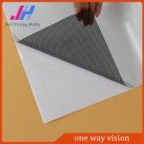 Напольное зрение рекламируя материала одностороннее пленки окна