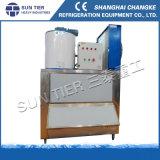 Máquina de hielo de la escama de la carne 2200kg/Day del pollo de la carne de vaca del producto alimenticio de la industria pesquera para la venta