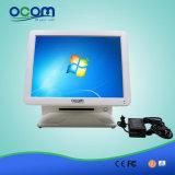 """15 calientes """" tocan todos en una terminal de la posición de la caja registradora de la PC con la pantalla dual"""