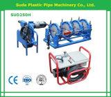 Сварочный аппарат трубы HDPE сплавливания приклада Sud250h гидровлический