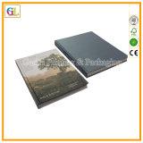 高品質のハードカバーのノートの本の印刷