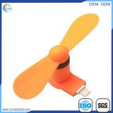 Mini ventilador del USB del teléfono elegante popular portable