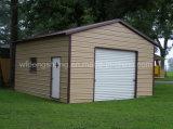 Garage de acero del edificio de la alta calidad del bajo costo